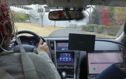 Nissan Brain-to-Vehicle: auto e cervelli connessi
