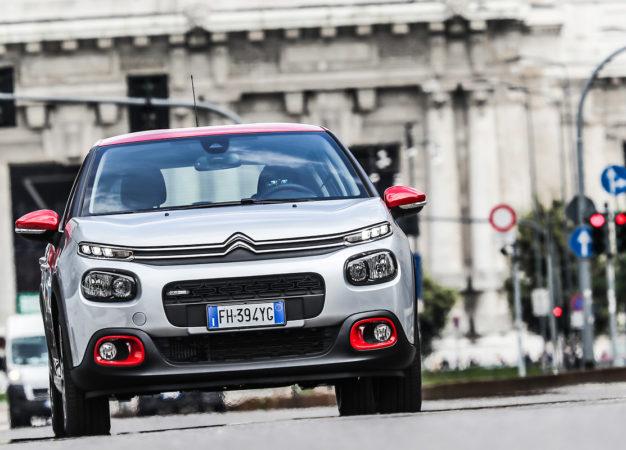Un 2017 strepitoso per Citroën in Italia