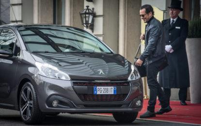 Peugeot e Accorsi: un corto per 208
