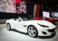 Debutto in Benelux per la Ferrari Portofino