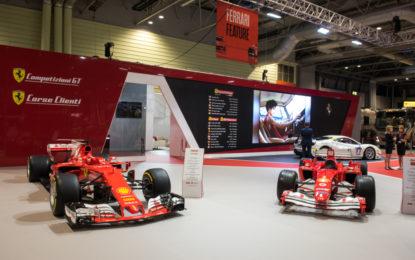Ferrari protagonista all'Autosport International