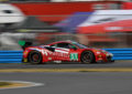 Daytona: prima fila Ferrari in classe GTD
