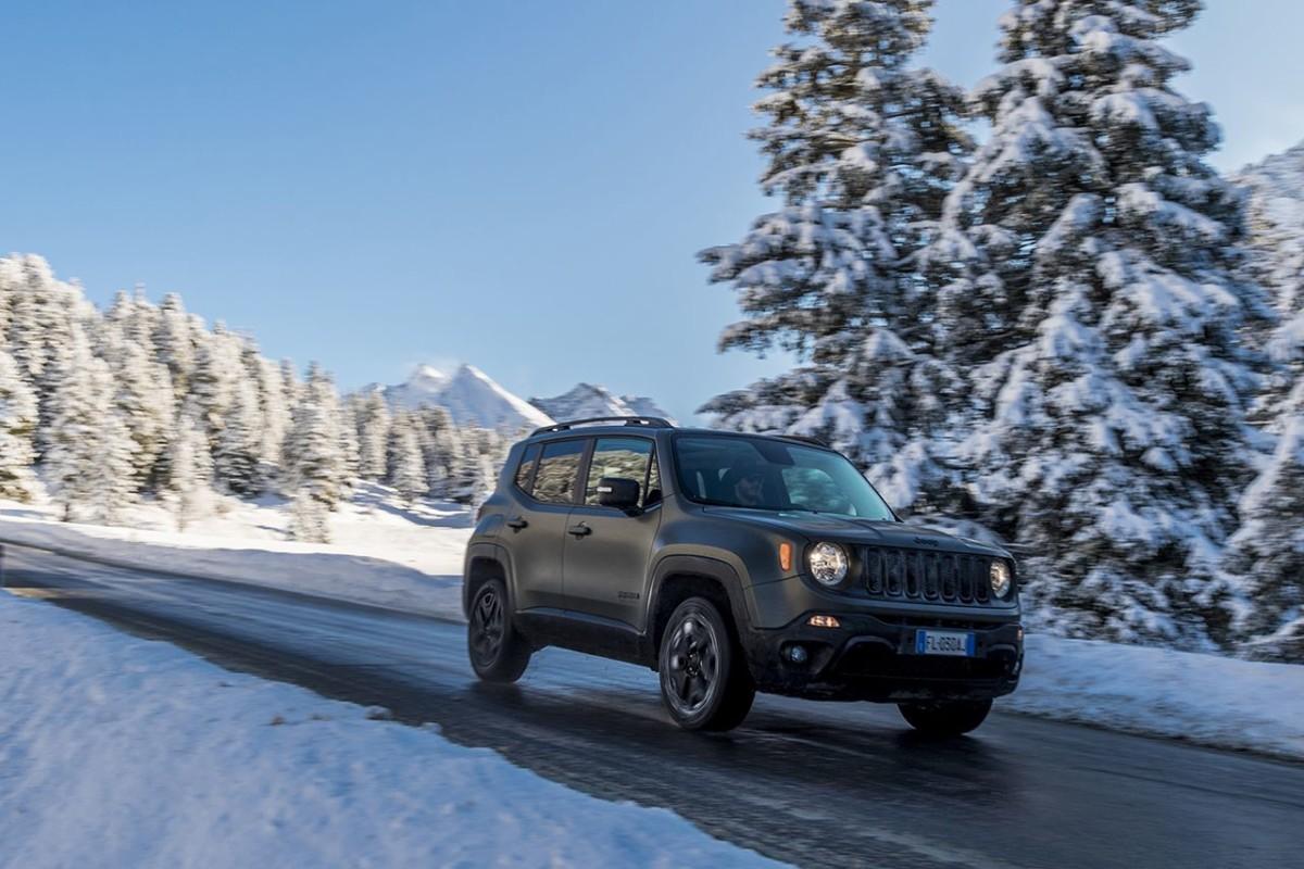 Jeep Renegade MY18: ancora più connessa