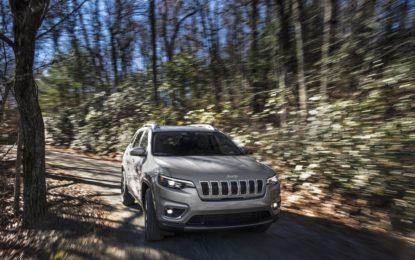 Debutto a Detroit per la nuova Jeep Cherokee
