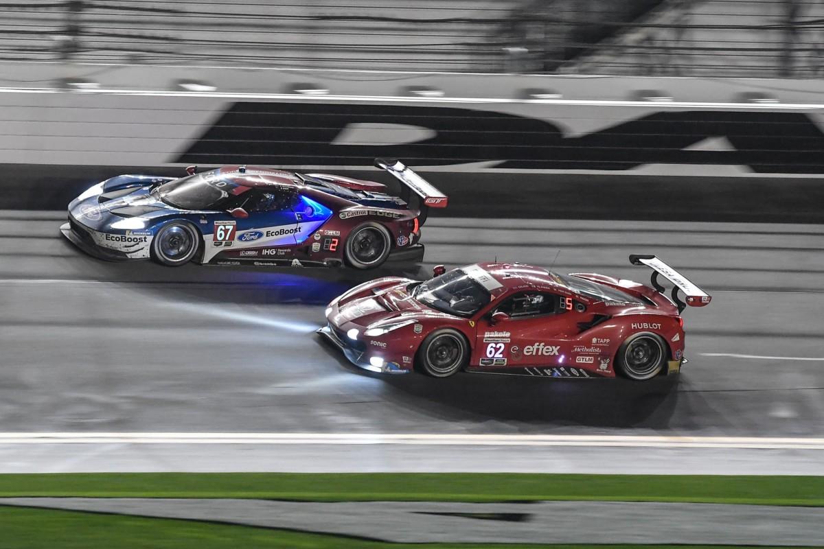 Daytona deludente per la Ferrari