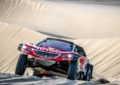 Peugeot: vittoria di tappa, ma ritiro di Loeb ed Elena