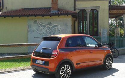 Renault Nuova Twingo GT