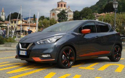 Nuova Nissan Micra MY17