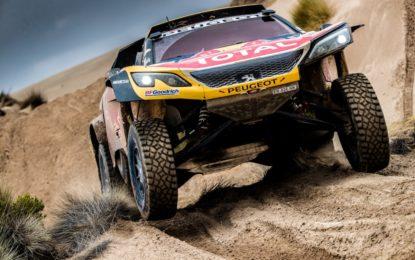 Sainz vince e prende il comando della Dakar