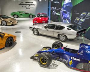 Un 2017 da record per il Museo Lamborghini