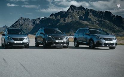 Peugeot rivoluziona la gamma SUV