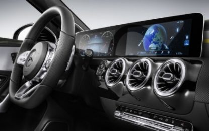 Le novità Mercedes-Benz al CES di Las Vegas