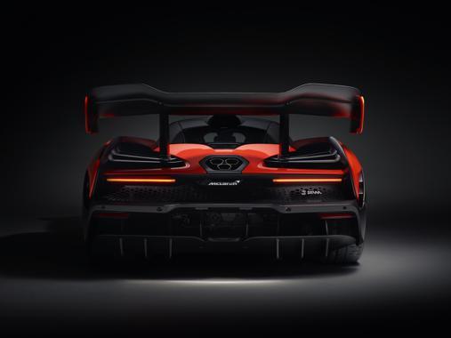 McLaren Automotive: nel 2017 ennesimo record di vendite