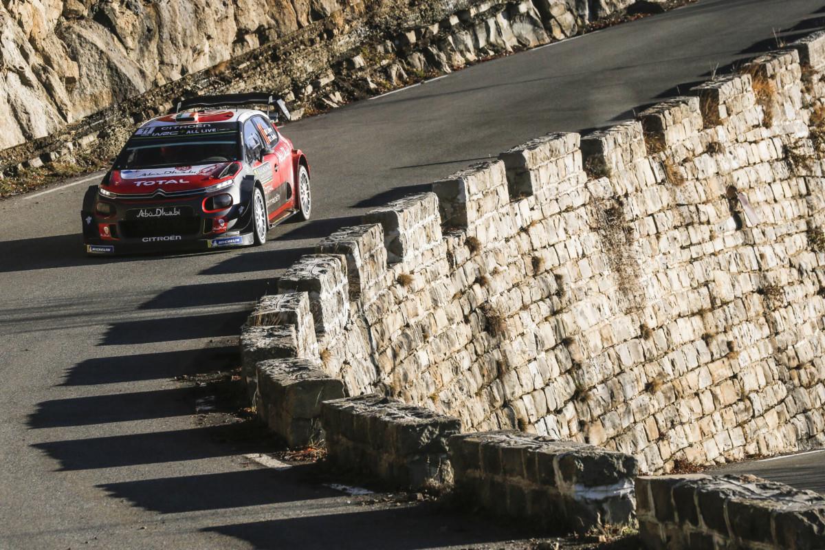 Montecarlo: Meeke e Citroën ai piedi del podio