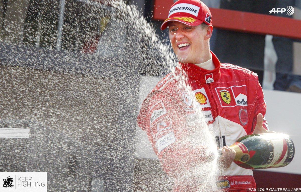 Happy birthday, Michael Schumacher!