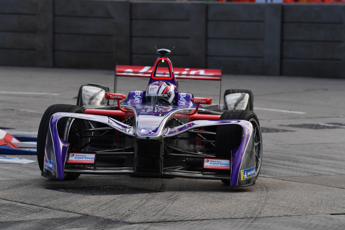 DS Virgin Racing pronta ad allungare a Marrakech
