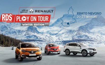 Renault Winter Tour 2018