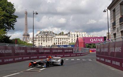 Qatar Airways rinnova la sponsorizzazione in Formula E