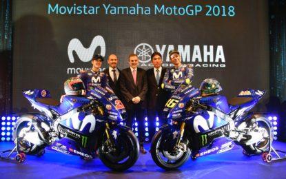 Rossi impaziente di guidare la nuova Yamaha M1