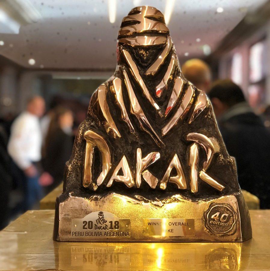 Tutto pronto per la 40° edizione della Dakar