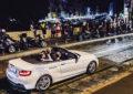 AI milanesi piace la cabrio, anche d'inverno