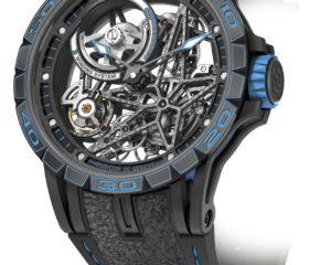 Excalibur Spider Pirelli: orologio da competizione