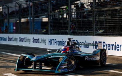 Panasonic Jaguar Racing pronta per Marrakech