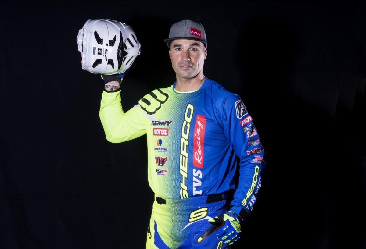 Joan Pedrero nuovo Ambassador LS2 Helmets