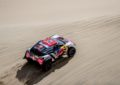 Dakar: prima tappa movimentata per le 3008DKR Maxi