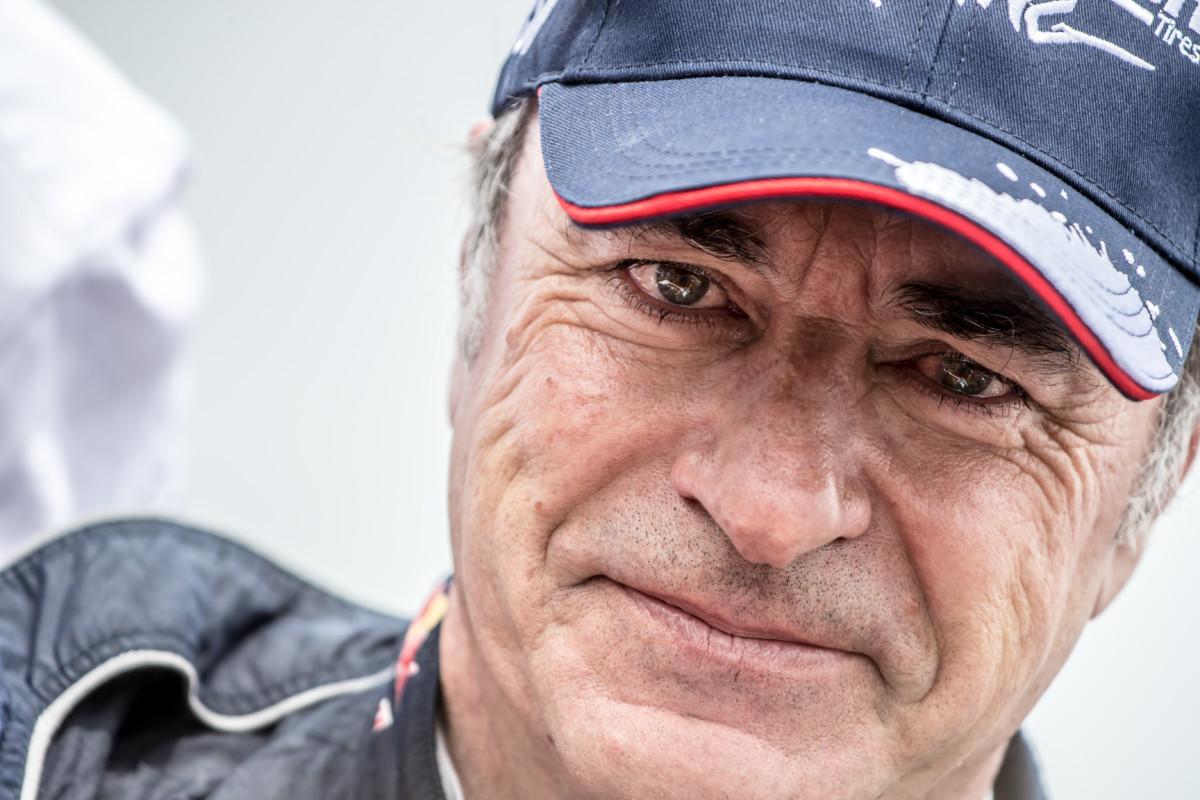 Lettera di Carlos Sainz al padre, vincitore della Dakar