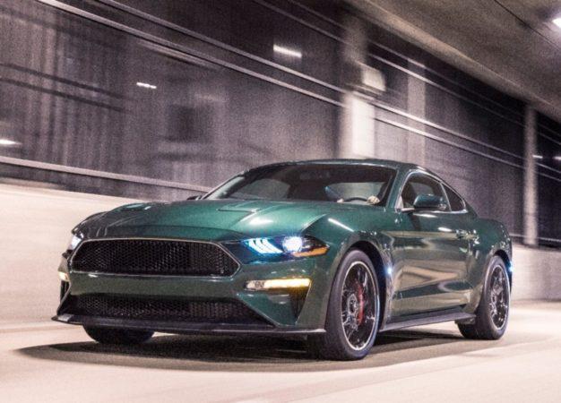 Mustang Bullitt Limited Edition e Ford Edge ST
