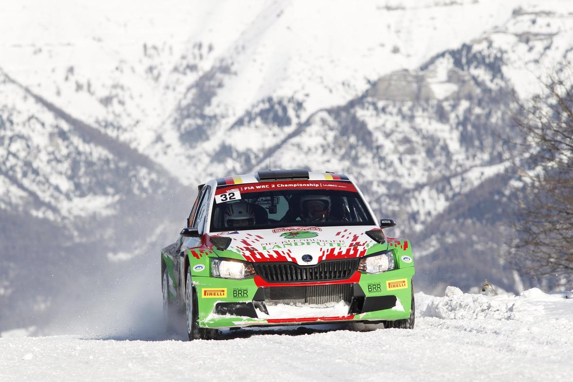 A Montecarlo il ritorno di Pirelli nel WRC