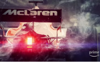 Grand Prix Driver: il mondo McLaren su Amazon Prime Video