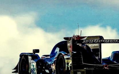Fernando Alonso inizia il lavoro per Daytona