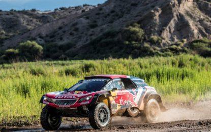 Dakar: le Peugeot gestiscono il comando