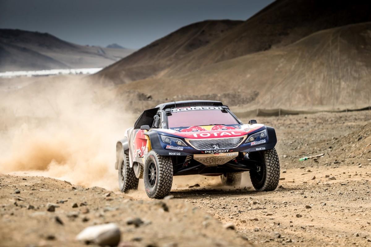Dakar: PEUGEOT 3008DKR Maxi pronte a partire!