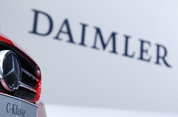 Test EUGT diesel: la posizione ufficiale Daimler