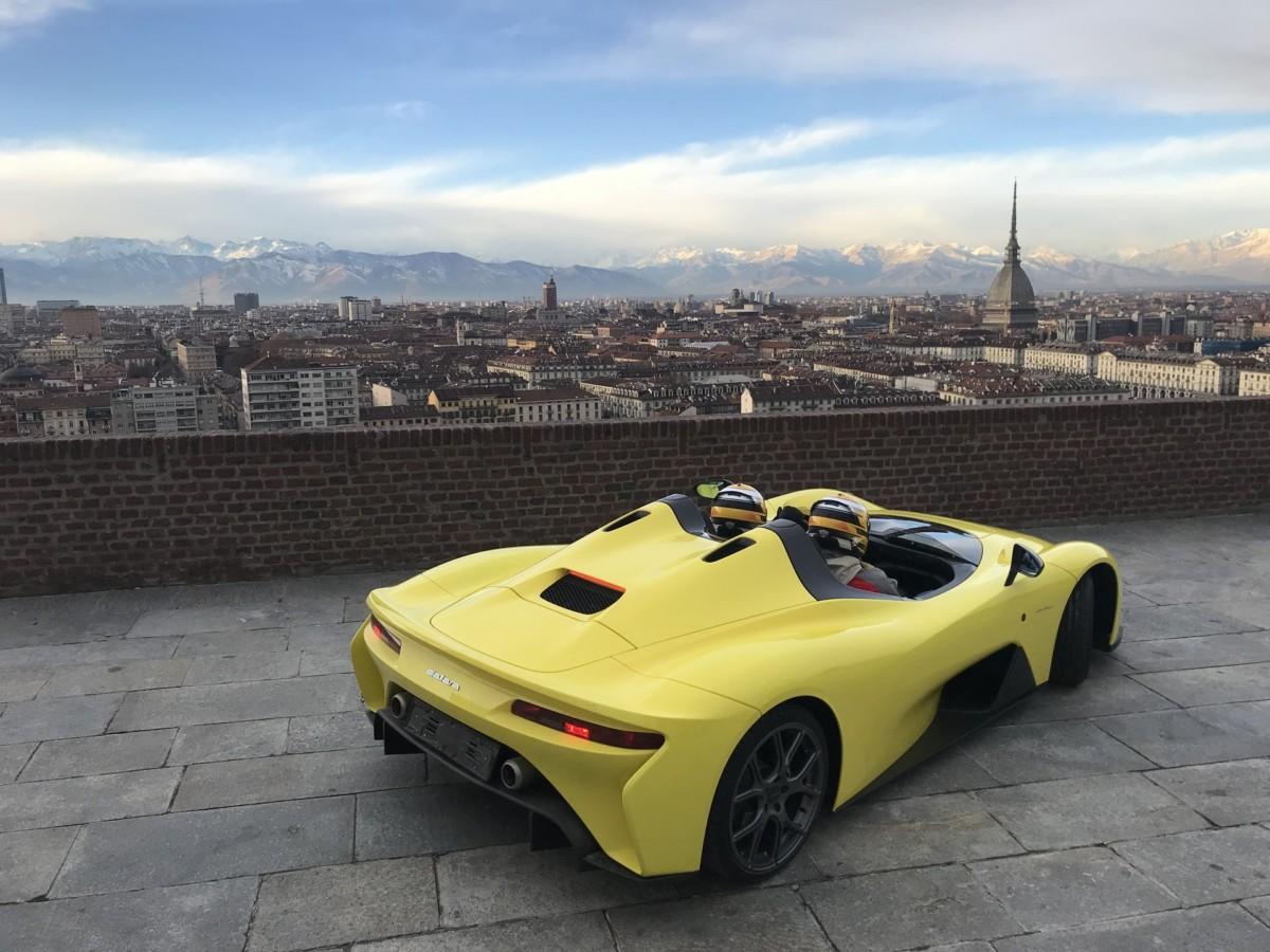 Noleggio Supercar a Torino |  nasce il 777 Club