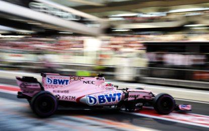 Force India: cambio nome e arriva Latifi