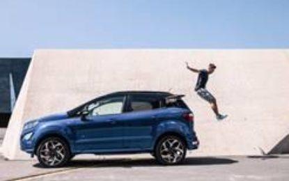 Nuova Ford EcoSport: forza dalla natura