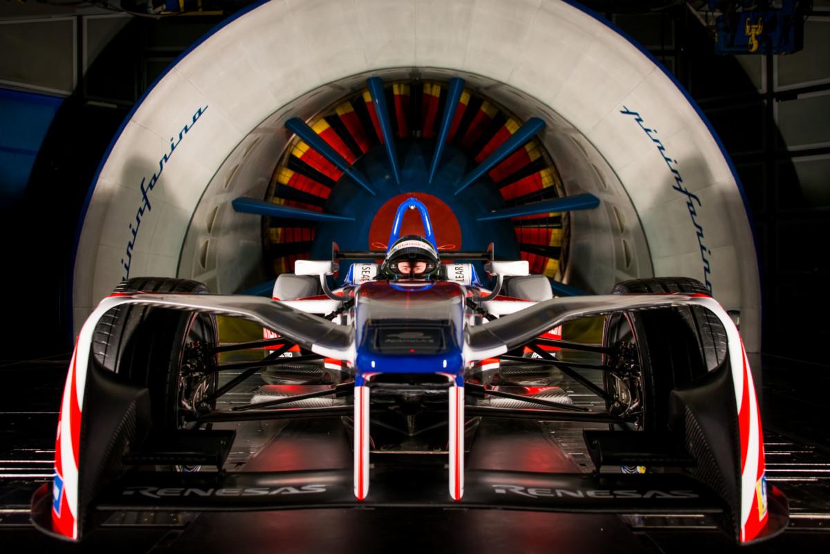 Pininfarina in Formula E con Mahindra Racing