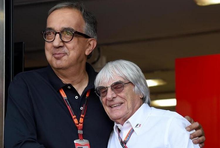 Ecclestone: la Ferrari può vivere senza F1. Non viceversa