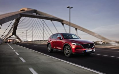 Mazda al top per efficienza nei consumi