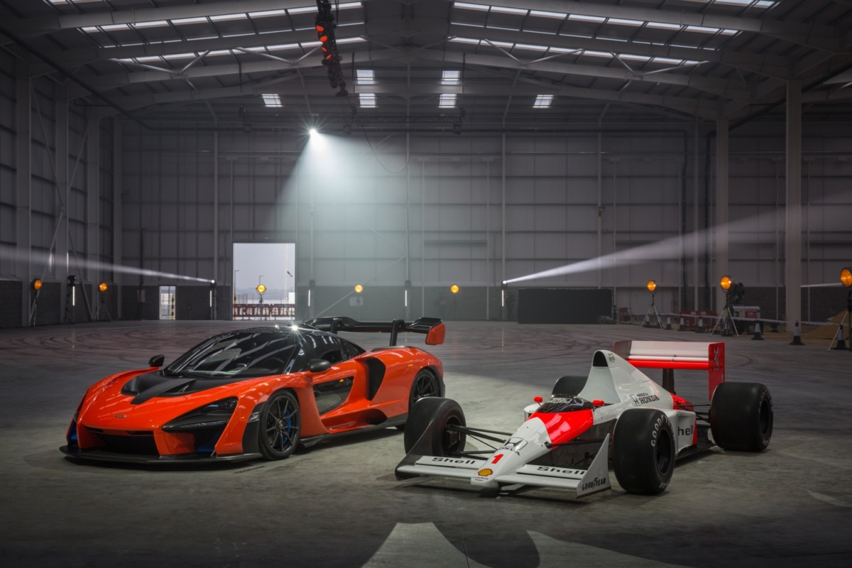 Il nuovo McLaren Composites Technology Centre