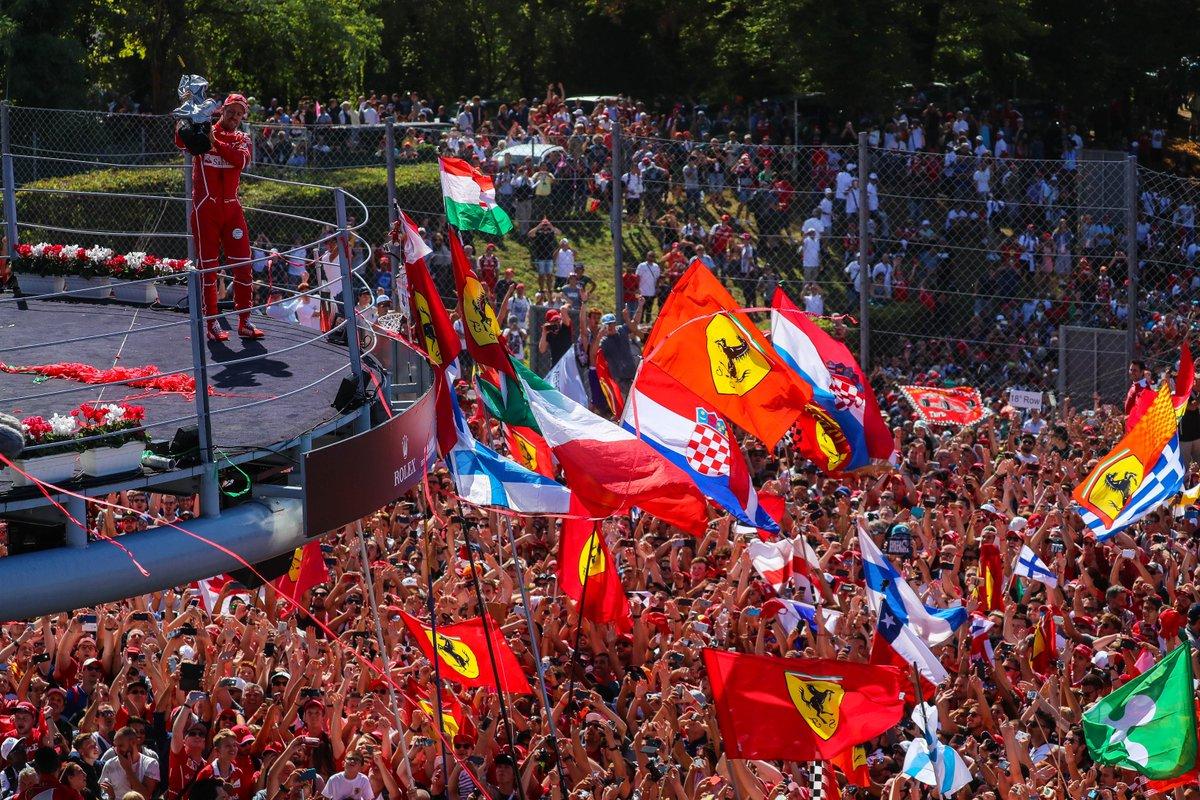 GP d'Italia F1 2018: aperta la prevendita