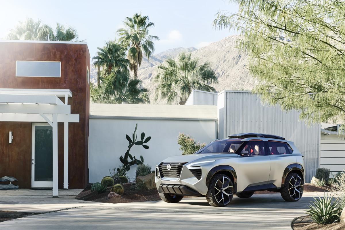 Concept Nissan Xmotion