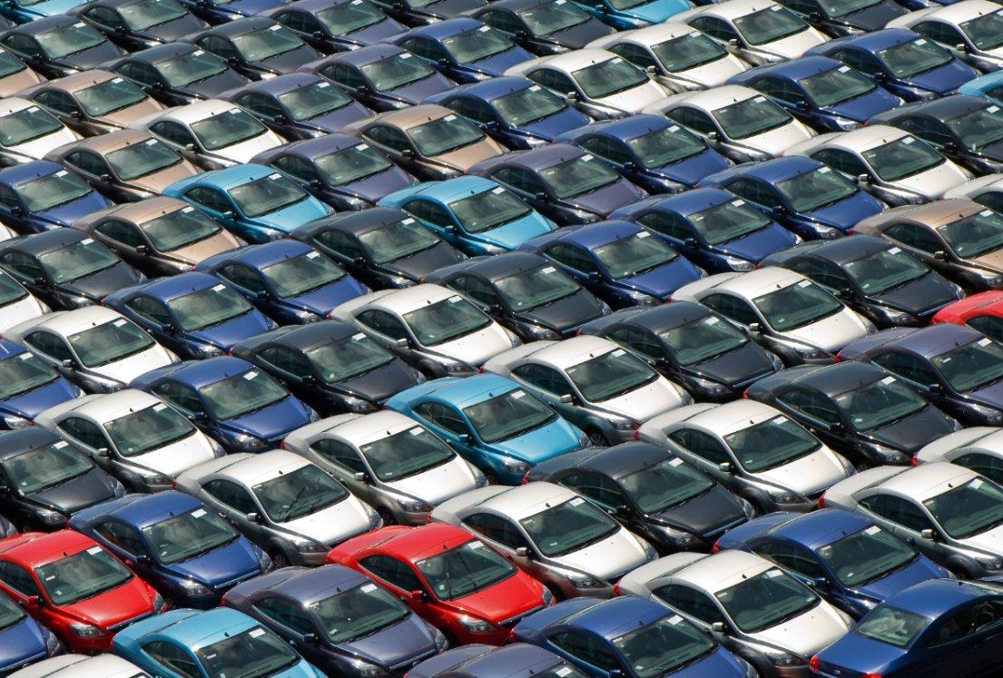 UNRAE: 1.970.497 auto immatricolate nel 2017