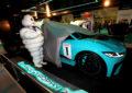 Michelin partner del Jaguar I-PACE eTROPHY