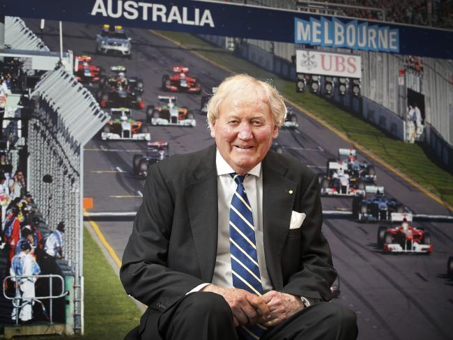 "Morto Ron Walker, ""papà"" del GP d'Australia"
