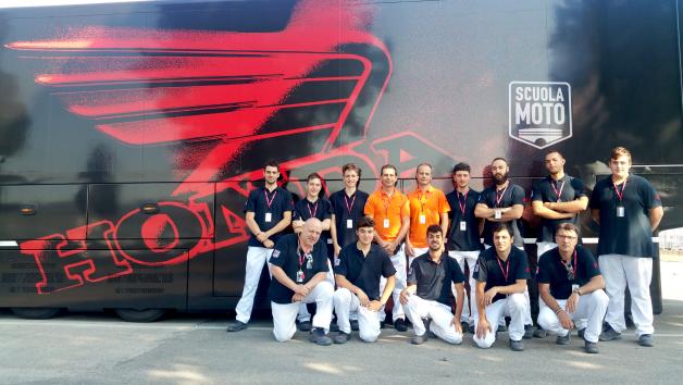 Scuolamoto e Honda, nel 2018 la seconda edizione